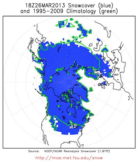 Snow Cover 1