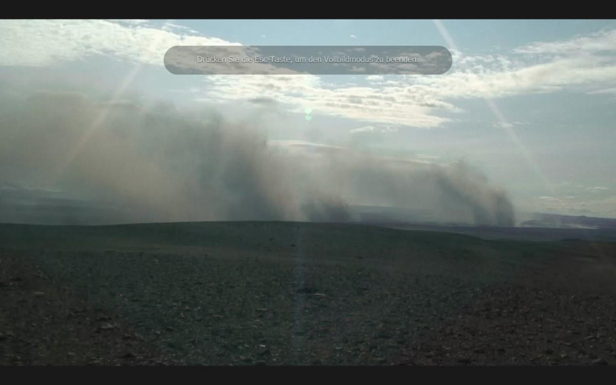 Icelandic Bárðarbunga volcanic eruptionbegins