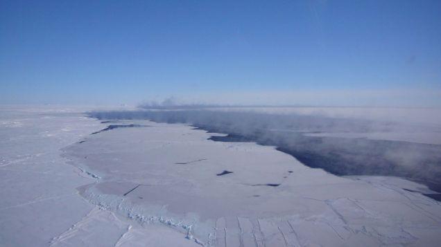 antarctic hole