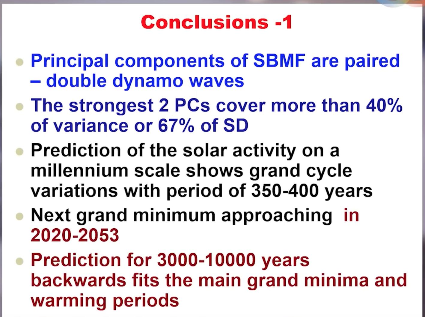 """Professor Valentina Zharkova Confirms """"Super"""" Grand Solar Minimum"""